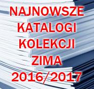 Najnowsze katalogi zima 2015/2016