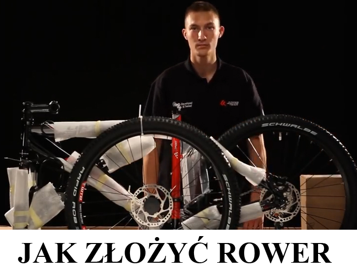 Jak złożyć rower